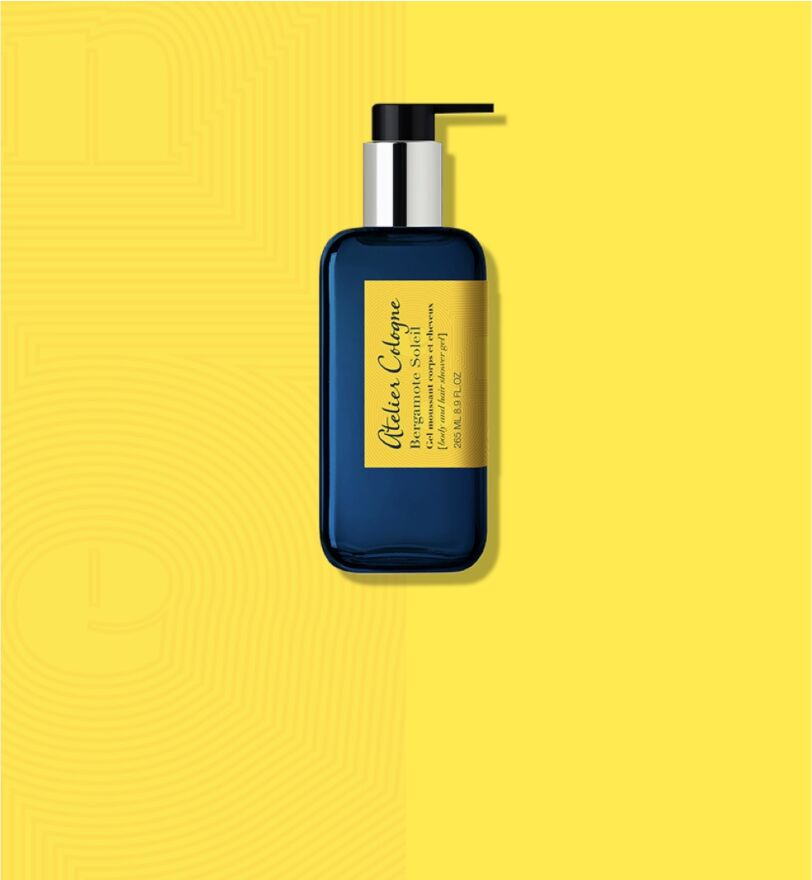 Bergamote Soleil Hand and Body Gel