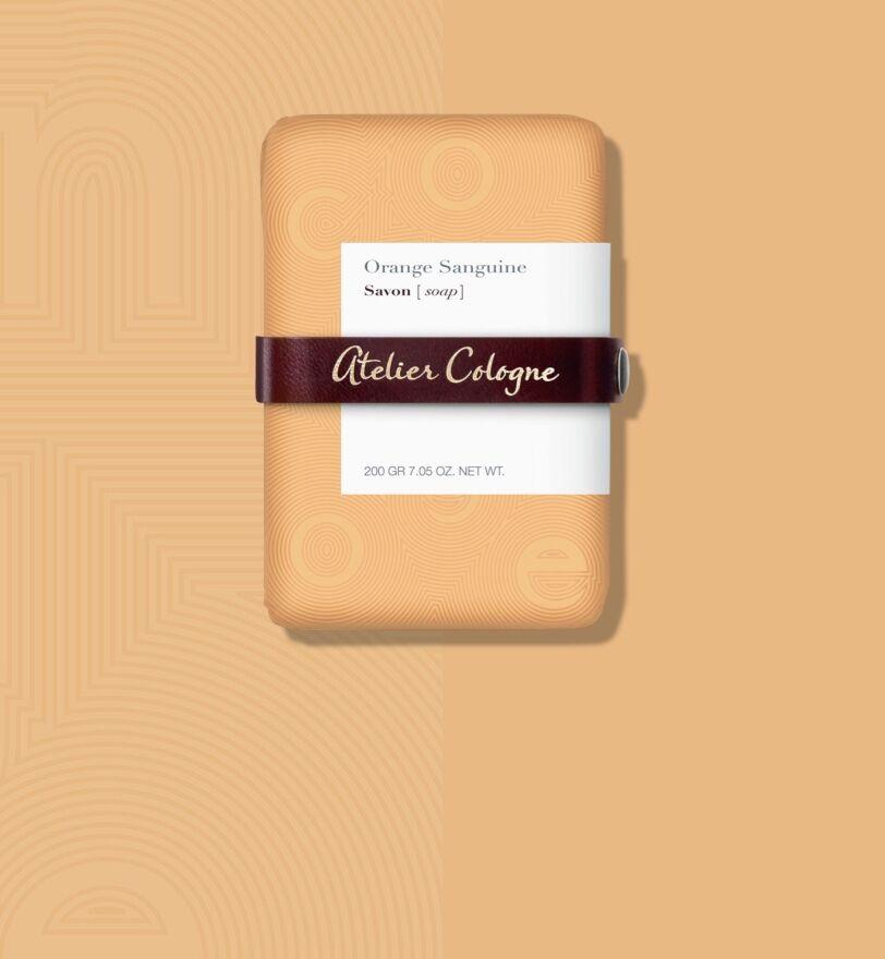 Orange Sanguine Soap