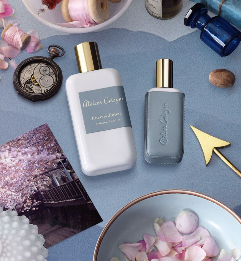 Sexy perfume like the Encens Jinhae by Atelier Cologne