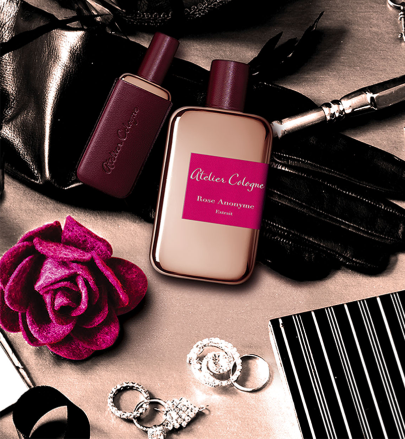Rose Anonyme Extrait