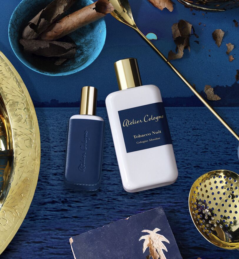Tobacco Nuit by Atelier Cologne is the perfect choice for such a night