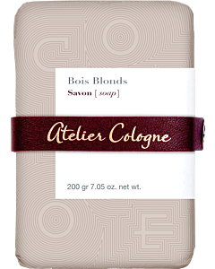 Bois Blonds Soap
