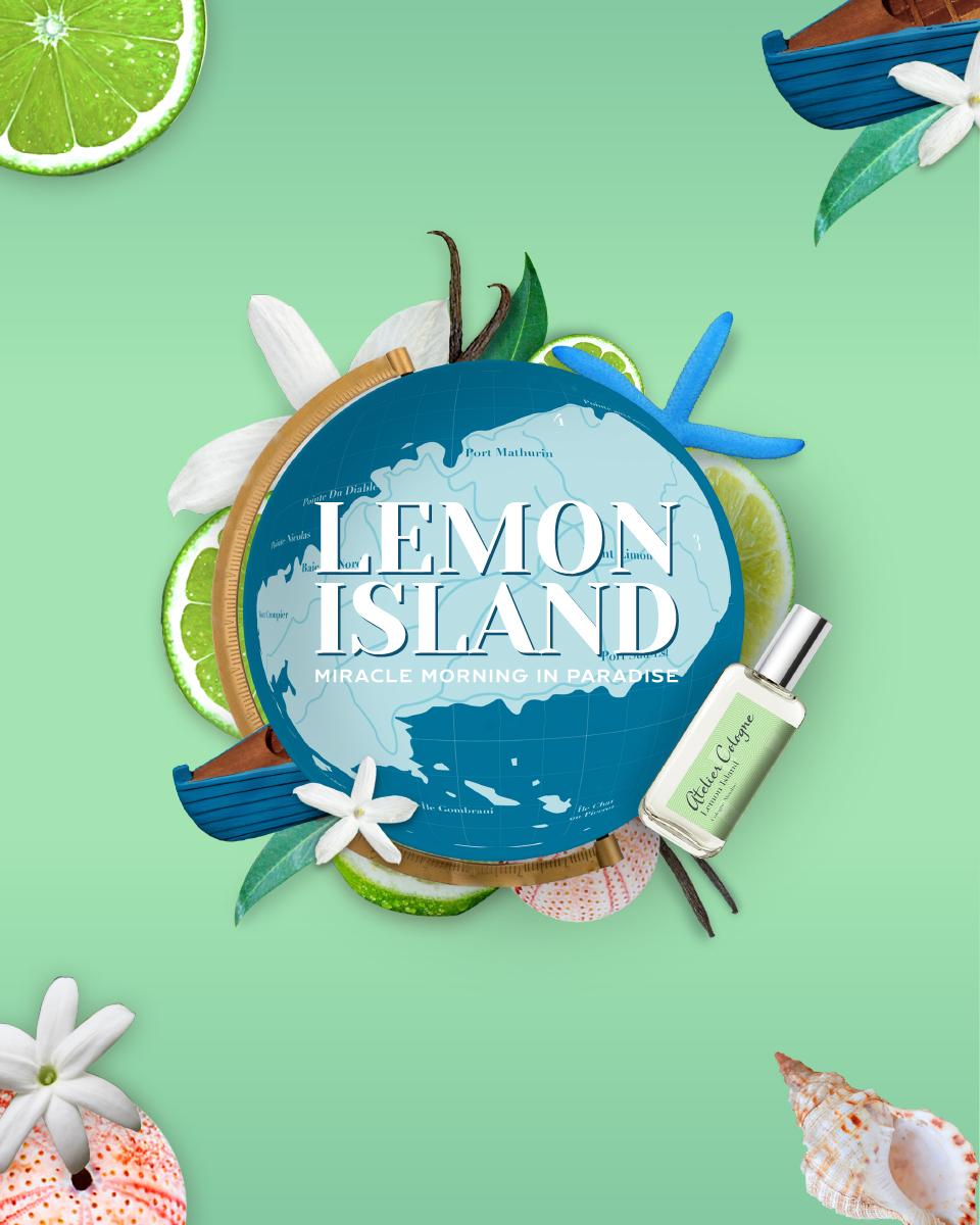 Lemon Island Escape