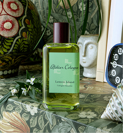 An Ethereal Scent